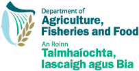 Department of Agriculture Fisheries and Food logo