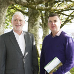 John Duffy and James Casserly, Coillte - Project Conference, September 2015